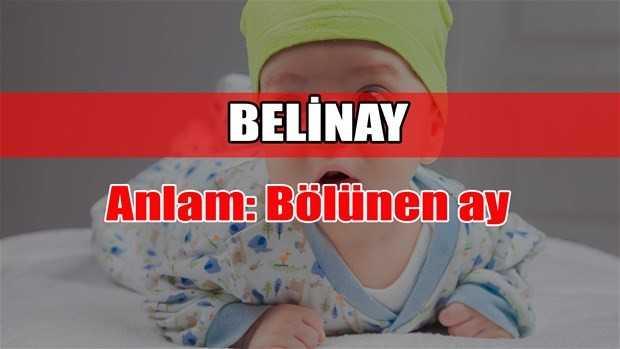 beliny adının anlamı