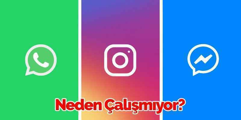 Photo of Twitter, Facebook ve WhatsApp neden açılmıyor?
