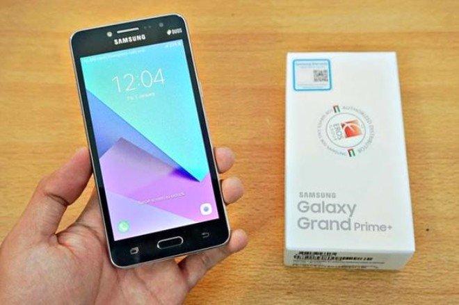Samsung Galaxy Grand Prime Plus - 8.3 milyon sattı