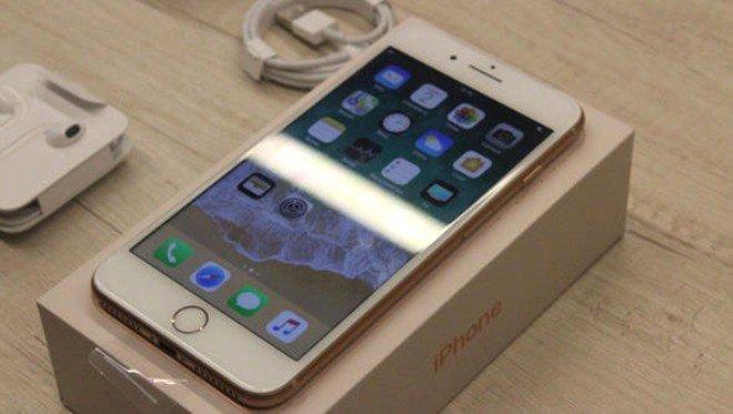iPhone 8 - 8.5 milyon sattı