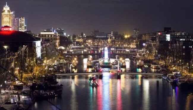 Photo of Amsterdam – Işık Festivali Şöleni Hızlandırılmış Videosu