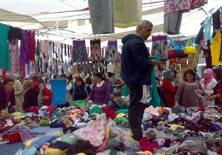 Ankara Bahçelievler Sosyete Pazarı (Emek Sosyete Pazarı)