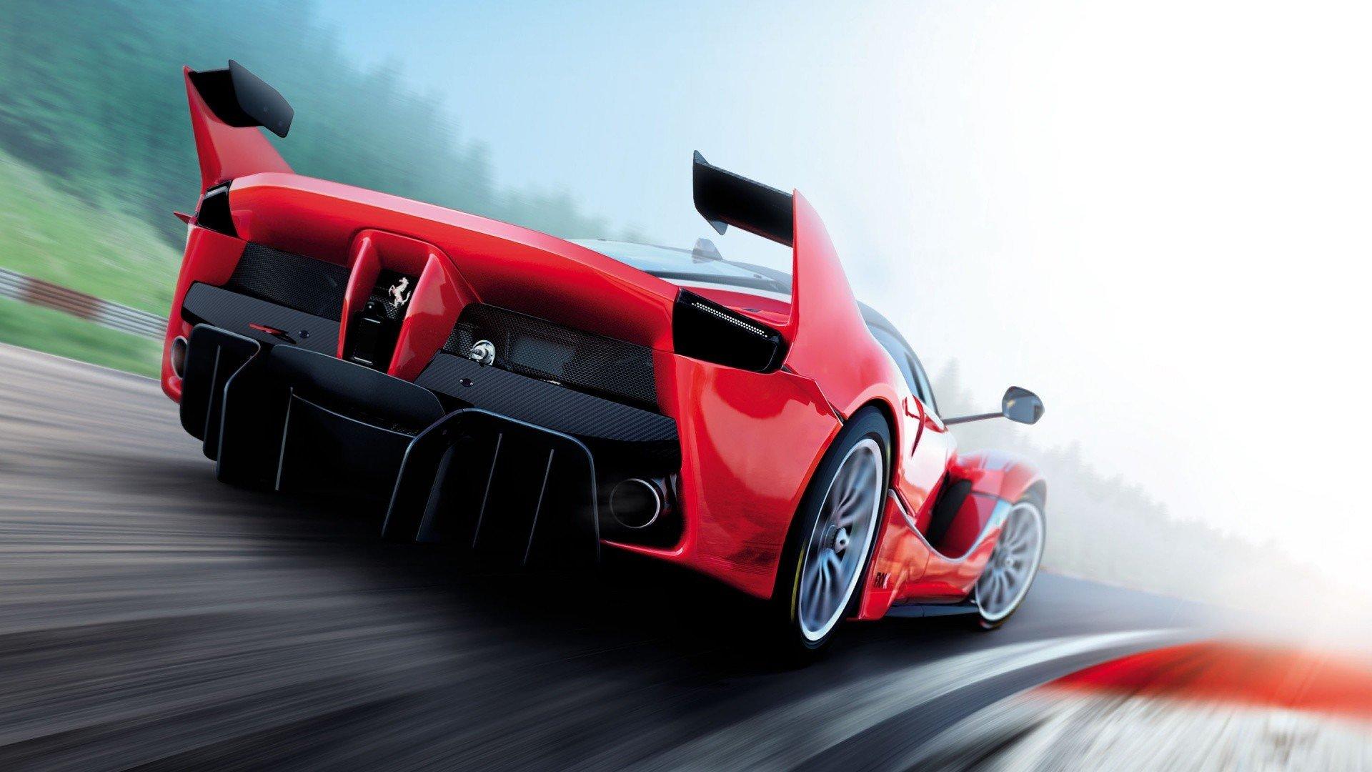 Assetto Corsa oyunu araba duvar kağıdı