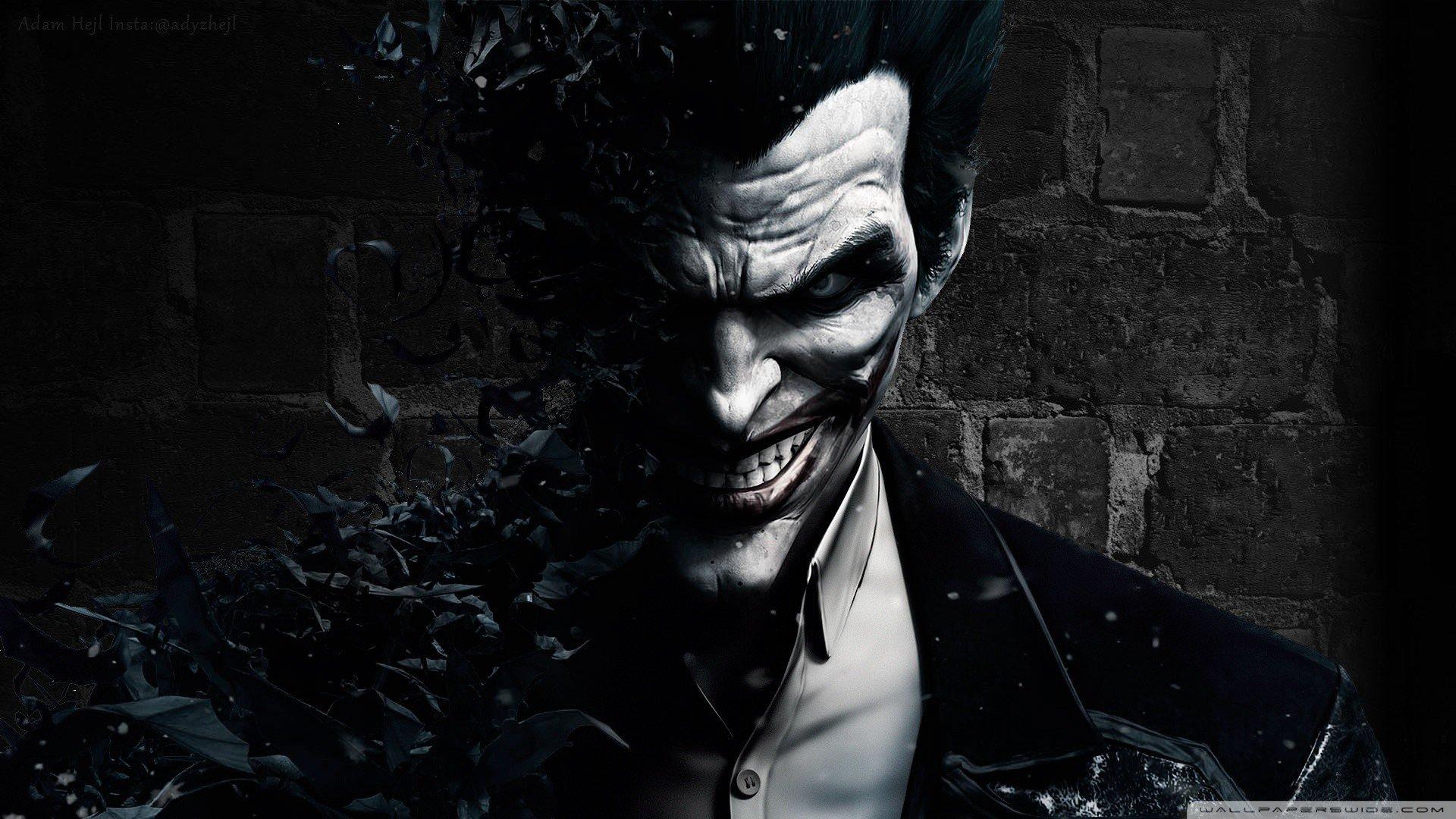 Joker (Batman) 4K Bilgisayar Duvar kağıdı