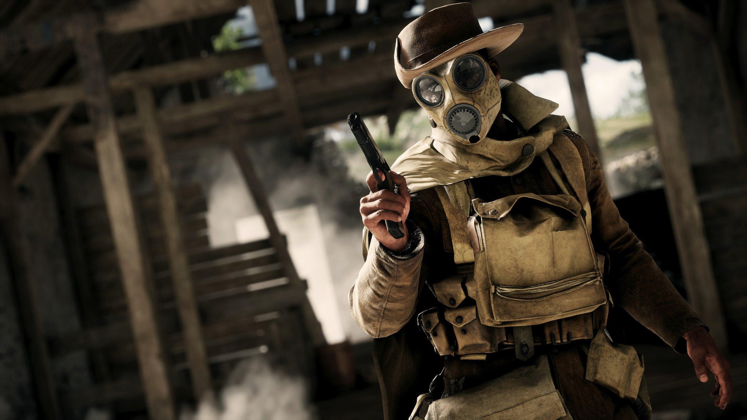 Battlefield 1 PC 4K Duvar kağıdı