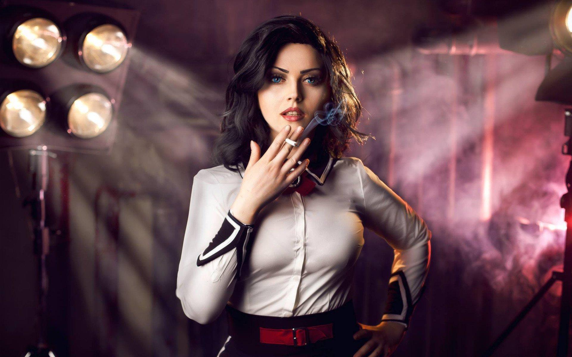Elizabeth (BioShock Infinite) oyunu 4K Duvar Kağıdı