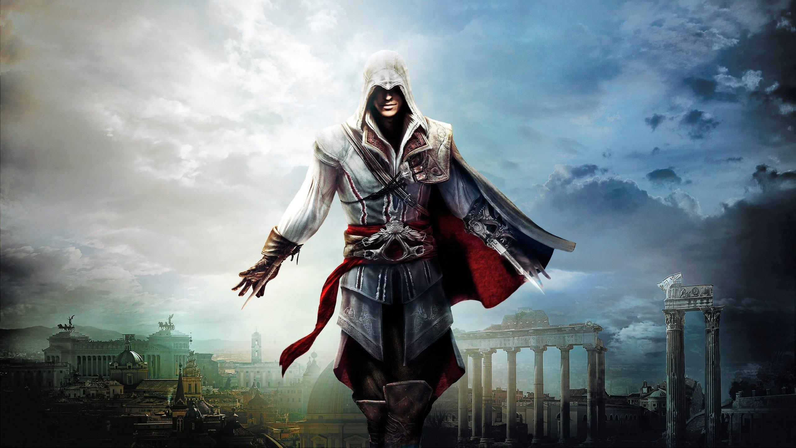 Ezio (Assassin's Creed) Duvar kağıdı