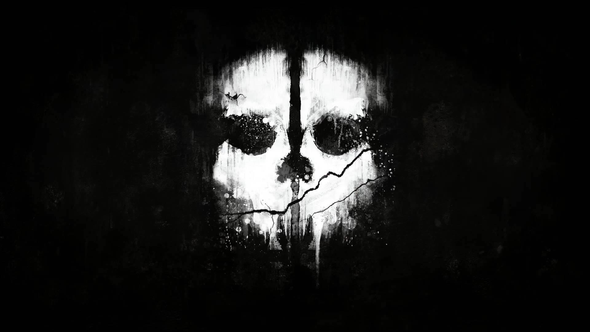 Call of Duty: Ghosts oyunu 4K duvar kağıdı