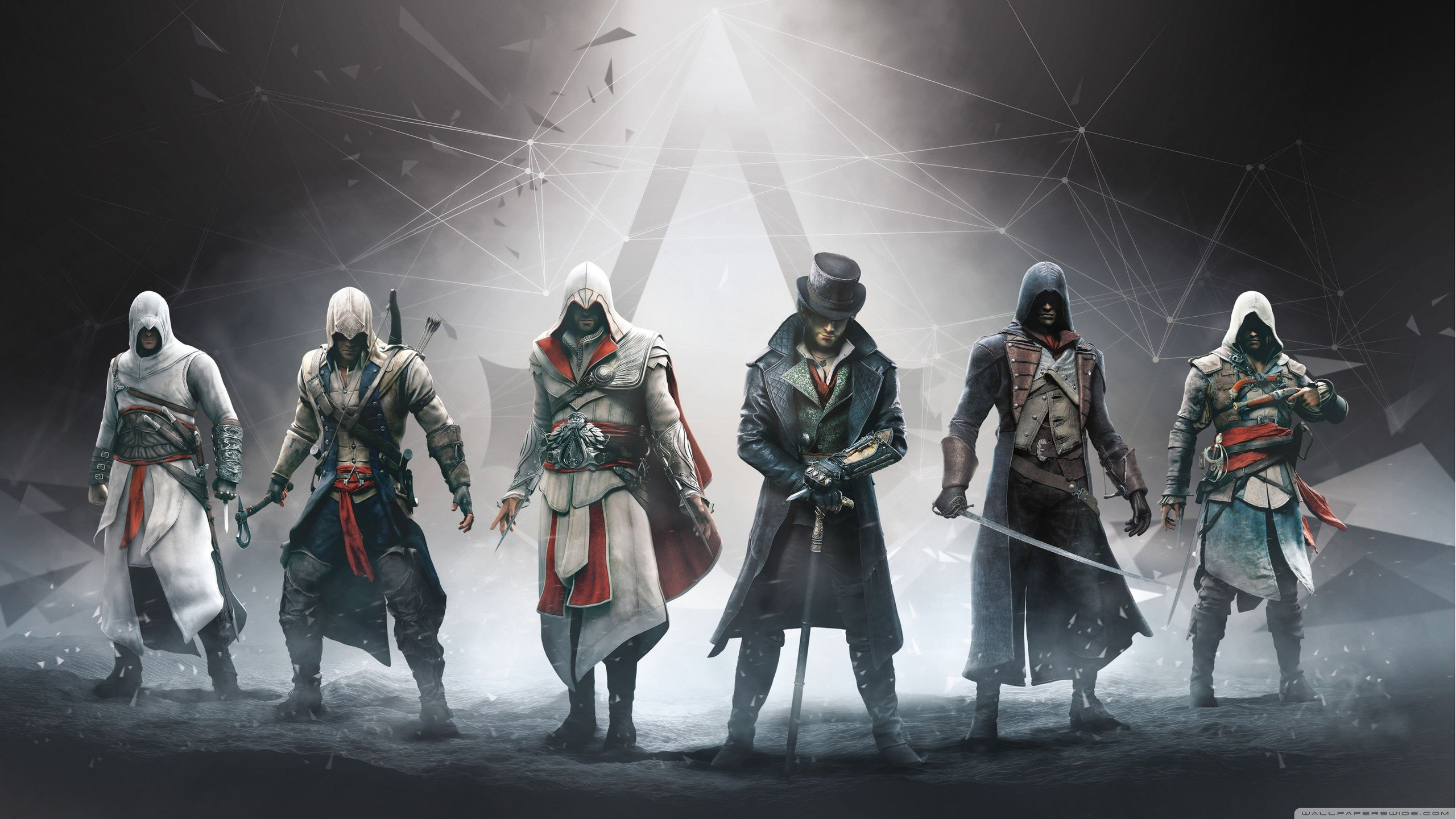 Assassins Creed Ultra HD Duvar kağıdı
