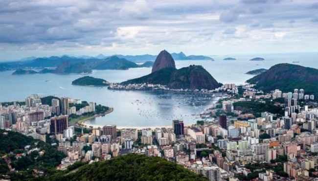 Photo of Brezilya – Rio de Janeiro Yaşantısını Anlatan Hızlandırılmış Çekim