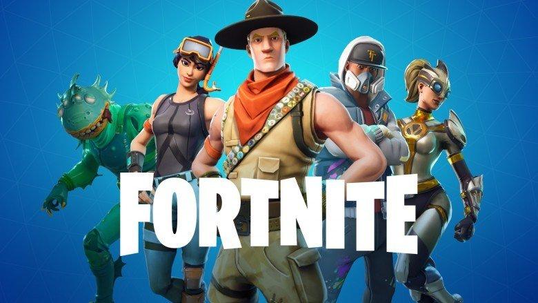 Oyunlar: Fortnite