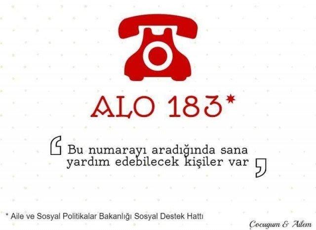 ALO 185 hattı