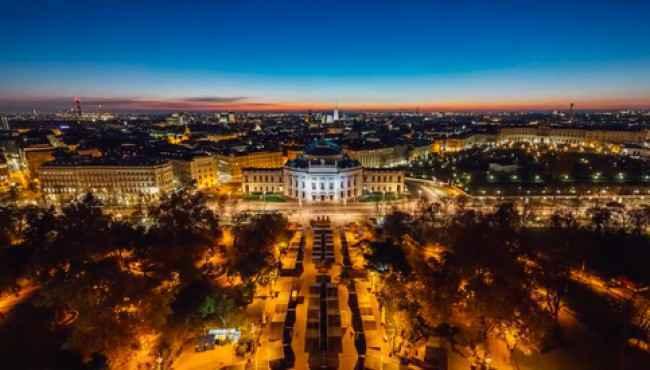 Dünyanın En Yaşanası Şehri Viyanayı 180 Saniyede Tanıyalım