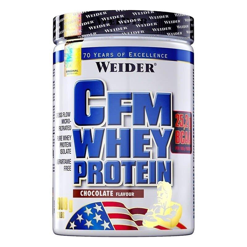 Weider CFM Whey Overload Protein