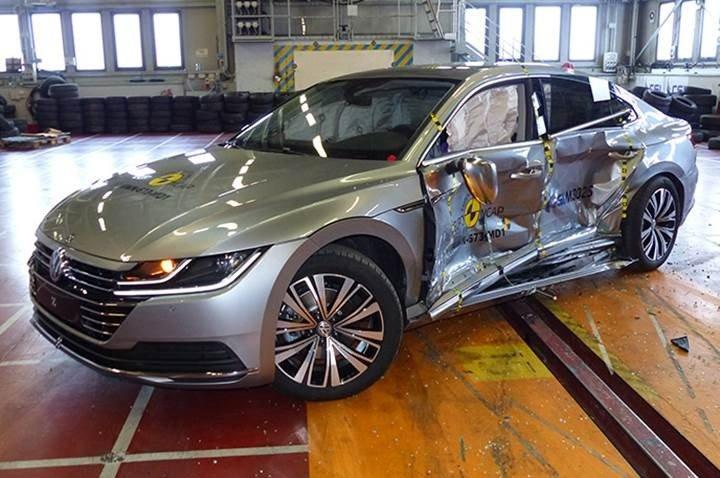 Üst sınıf otomobil: VW Arteon