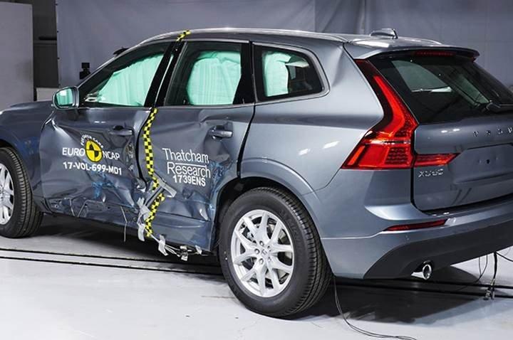 Büyük SUV: Volvo XC60