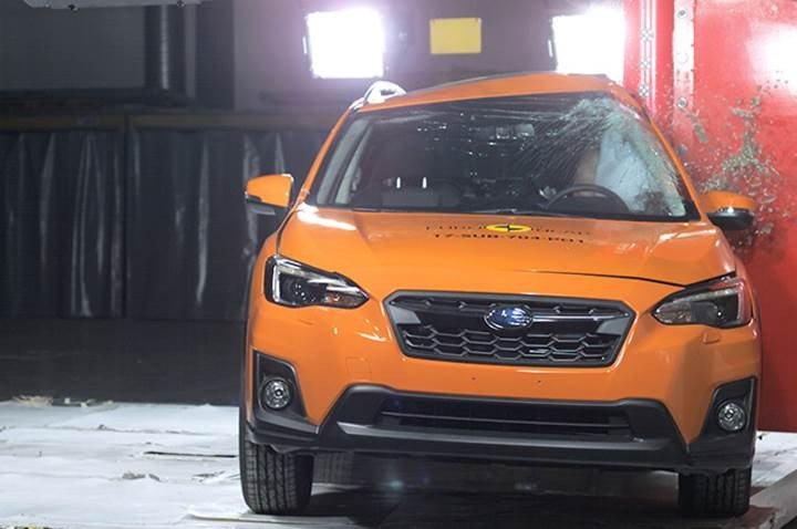 Küçük aile otomobili: Subaru XV