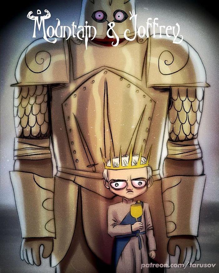 Dağ ve & Joffrey