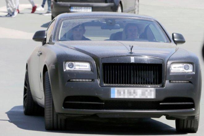 Rolls-Royce Wraith (258 bin Pound)