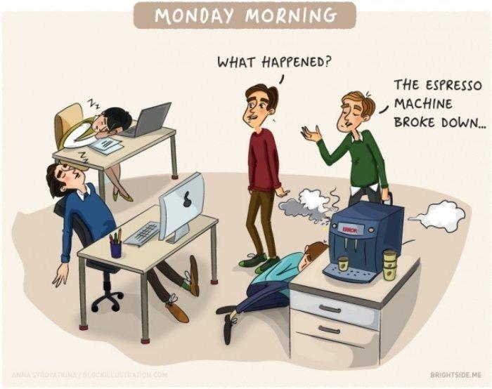 Pazartesi Sendromu