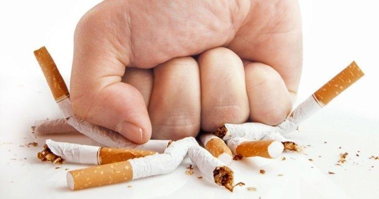 Sigarayı Kesinlikle Bırakmak