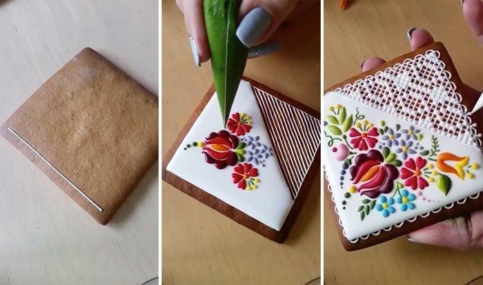 Kurabiye Süsleme Sanatı