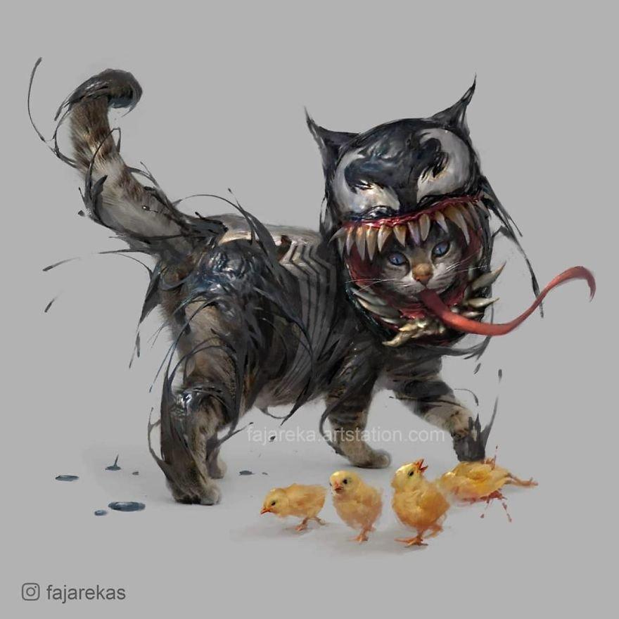 Kedi Venom