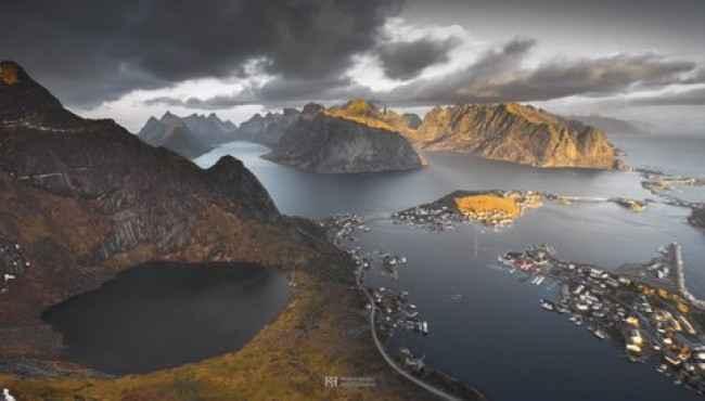 Photo of Muhteşem Kuzey Norveç Hızlandırılmış Videosu