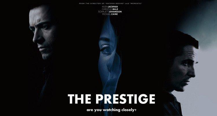 Prestij (imdb 8.5)