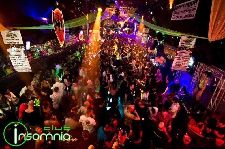 Pattaya'nın Ünlü Gece Kulüpleri