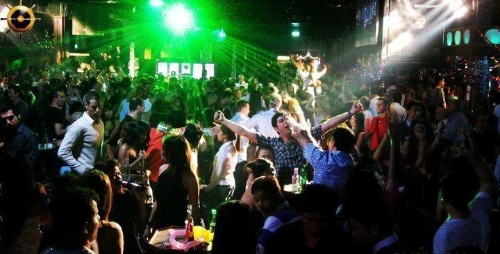 Pattaya Marin Disko