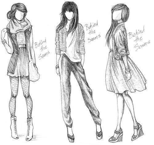 Kıyafet Tasarımları Yapın