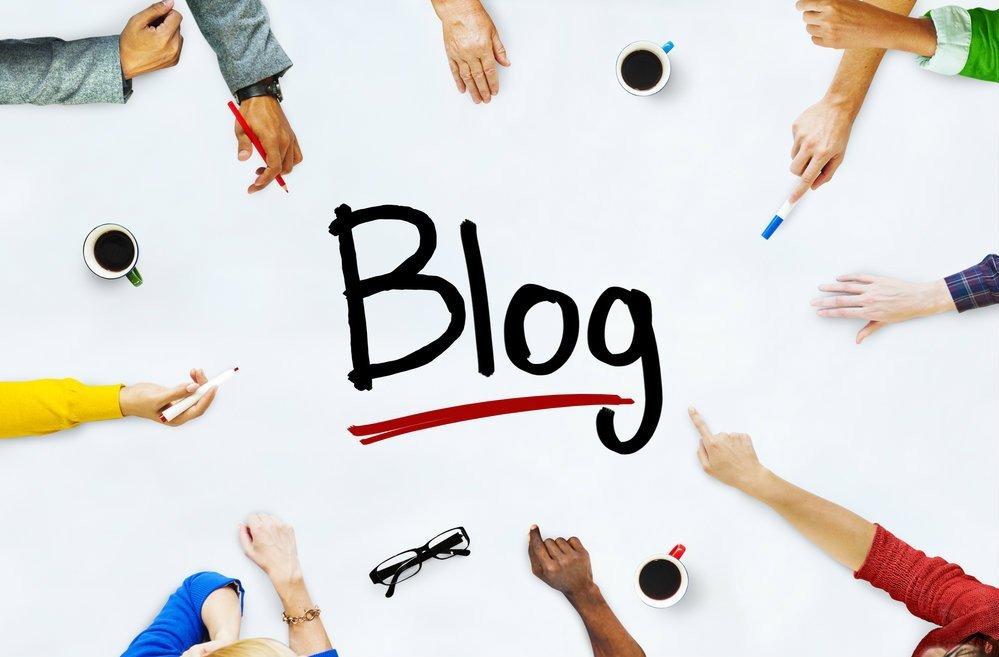 Blog Açın