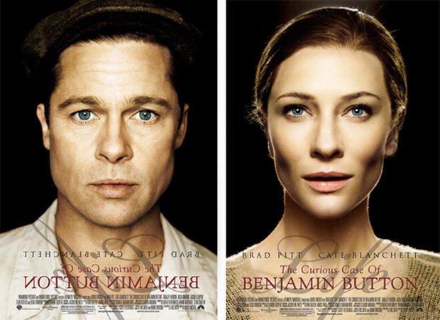 The Curious Case of Benjamin Button ( Benjamin Button'ın Tuhaf Hikayesi)