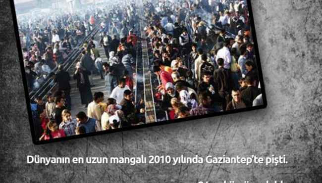 Türkiye'den Guinness Rekorlar Kitabına Katkılar