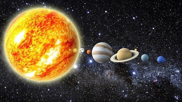 Güneşe en yakın uzaklıkta olan Merkür'ün sıcaklık derecesi gündüzleri 425 C olurken şaşırtıcı bir şekilde geceleri -125 C oluyor. Ayrıca Venüs Güneşe Merkür'den daha uzak olduğu halde atmosferin sera etkisi nedeniyle yüzey sıcaklıkları ortalama 500 C oluy