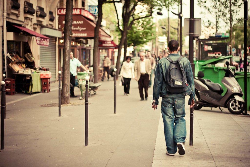 Yürüyün
