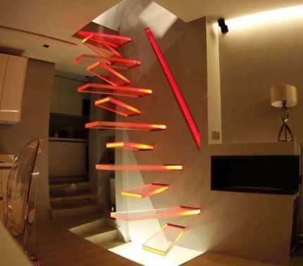 En ilginç merdiven tasarımları