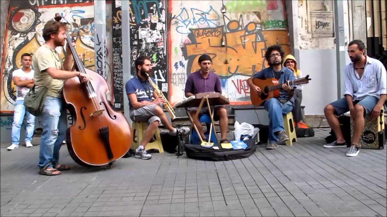 Beyoğlu Sokak Sanatçıları