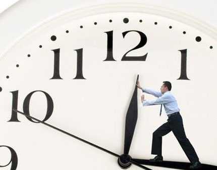 Komik Fıkra: Saatleri Geri Almak