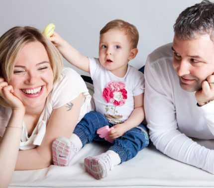 Bebekli Bir Aile Olmak