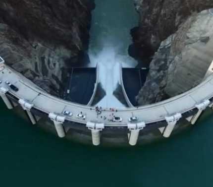 Dünyanın En Yüksek 7 Barajı