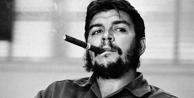 Che Guevara'ya Comandante