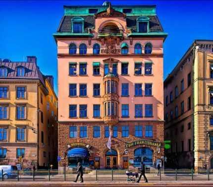 Zum Franziskaner - İsveç