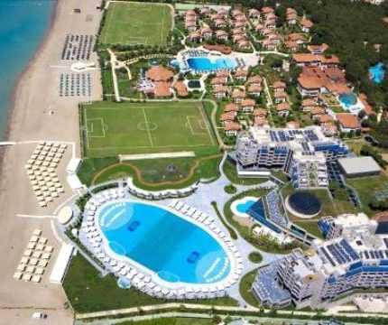 5 yıldızlı otelde tatil
