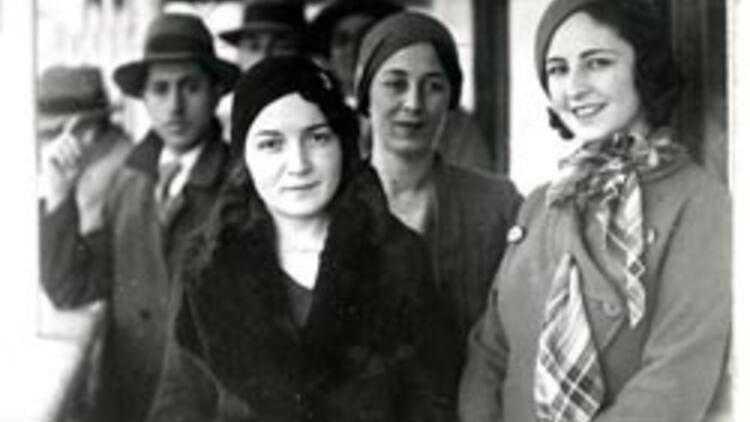 İlk dünya güzeli Türk