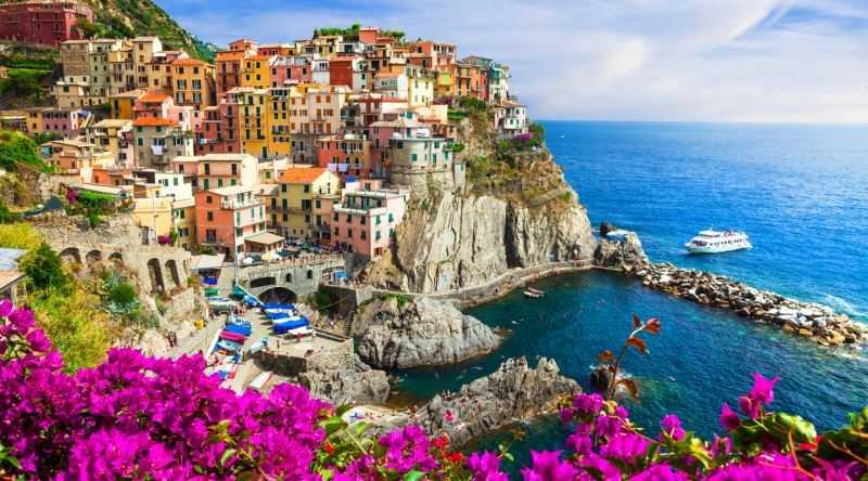 Cinque Terre – İtalya