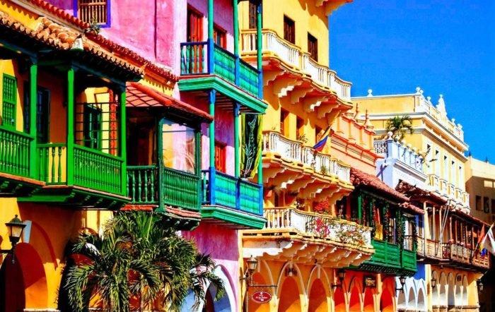Cartagena – Kolombiya