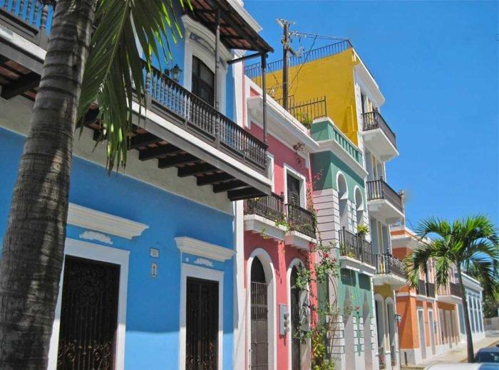 Old San Juan – Porto Riko