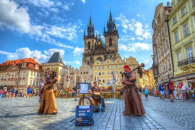 Çek Cumhuriyeti expat